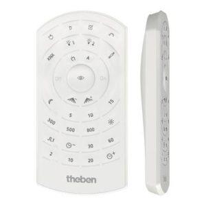 Détecteurs de présence / mouvement -Télécommande infra-rouge - 907.0.910