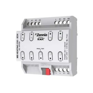 Domotique -HeatingBOX 230 8CH