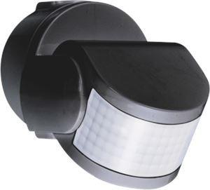 Détecteurs de présence / mouvement -Detecteur de presence exterieur 230Vac 200° 14m