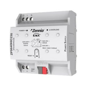 Domotique -KNX voeding 640 mA 4M