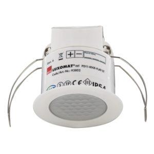 Domotique -Détecteur de présence PD11, KNX, standard, portée Ø9m, faux plafond