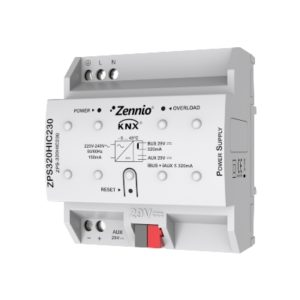 Domotique -KNX voeding 320 mA 4M