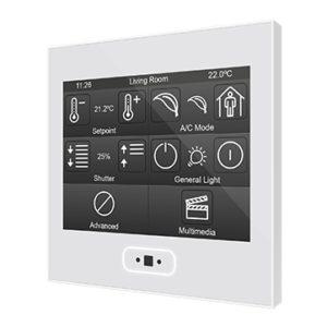 Domotique -Touch Panel Z35