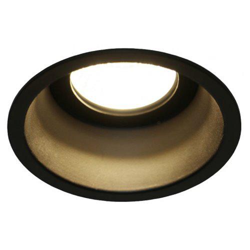Éclairage interieur -TETIZ deep - encastré - GU10 - alu / plexi - max 50W - 85mm x 45mm - blanc
