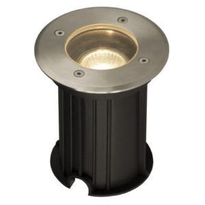 Éclairage interieur -ATLANTIS II - GU10 - max 50W - alu / verre - dia 120mm x 140mm - alu brossé