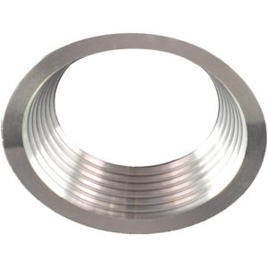 Éclairage interieur -OLALA insert - anneau 1 pas - aluminium