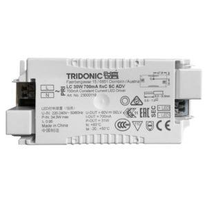 Éclairage interieur -TRIDONIC LED driver - 23W - 700mA