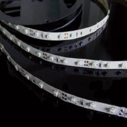 Éclairage interieur -LED Strip - 12VDC - 4,8w/m - 144lm/m - 3000K- IP20 - 3528smd - par 10cm