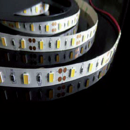 Éclairage interieur -LED Strip - 12VDC - 14,4w/m - 1500lm/m - 5000K- IP20 - 5630smd - par 10cm