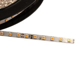 Éclairage interieur -LED Strip - 24VDC - 12w/m - 1200lm/m - 3000K - IP20 - max 20m - par 10cm