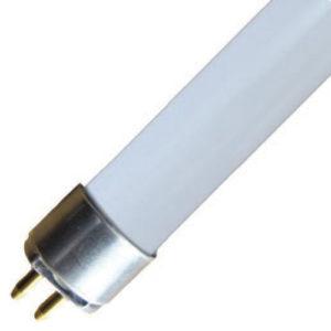 Éclairage interieur -TL T5 - 2x G5 - 8W - 450lm - 827 - 2700K - Ra