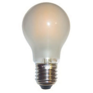 Lampes LED -Filament A55 - E27 - 4W - 400lm - 2700K - Ra