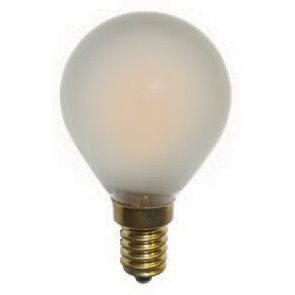 Lampes LED -Filament boule - E14 - 4W - 200lm - 2700K - Ra