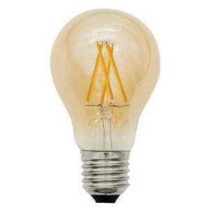 Lampes LED -Filament A55 - E27 - 4W - 400lm - 1900K - Ra