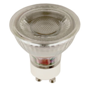 Éclairage interieur -GU10 LED 6W - 400lm - 2700K - Ra