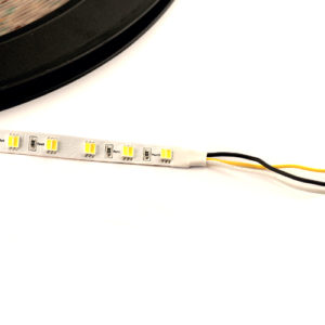 Éclairage interieur -LED Strip bin colour - 24Vdc - 14,4W/m - 720lm/m - 5050smd - par 10cm - max 10m