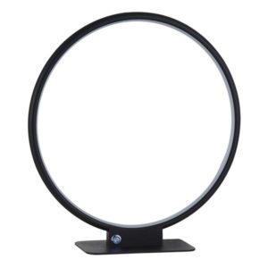 Éclairage interieur -ANNU lampe de table - 21W - 3000K - 730lm - dia 400mm x 422mm - dimmable - noir