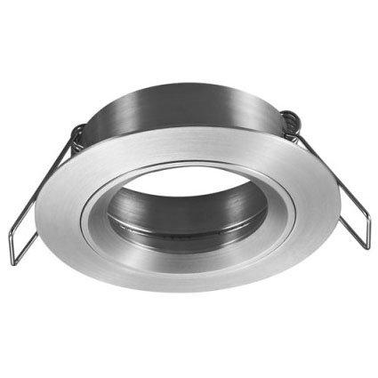 Éclairage interieur -SATURN inbouw spot - fix - dia 80mm - inbouwdia 60mm / 65mm - alu