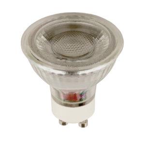 Éclairage interieur -GU10 LED - 5,5W - 400lm - 2700K- Ra