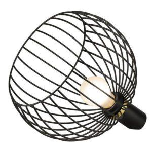 Éclairage interieur -OONAH lampe de table - E37 - max 60W - ø250mm - IP20 - noir / or