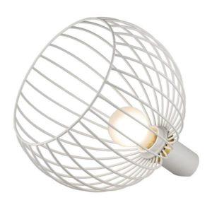 Éclairage interieur -OONAH lampe de table - E37 - max 60W - ø250mm - IP20 - blanc / or
